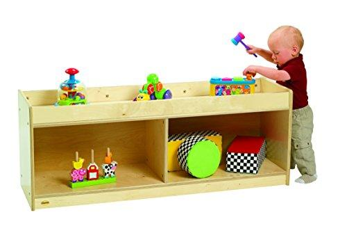 Value Line Birch Toddler Storage with Mirror Back [Item # ANG9177]