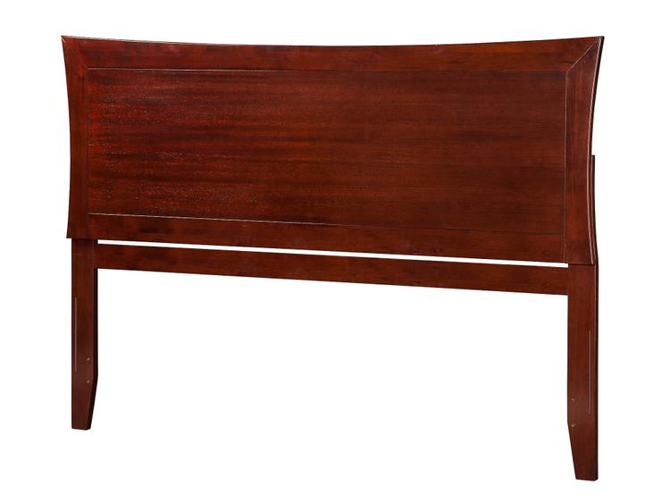 Metro Headboard Queen Walnut