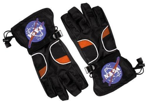 Astronaut Gloves, Black - Medium