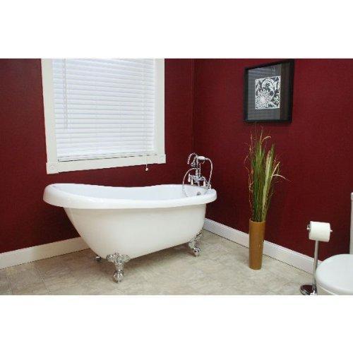 Acrylic  Slipper Bathtub 61
