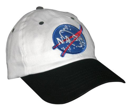 Jr. Astronaut , CAP ONLY (Black & White)