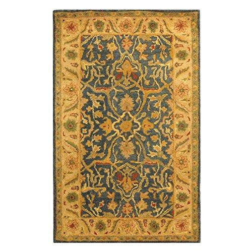 Safavieh AT14 Antiquity Wool Pile Traditional Area Rug