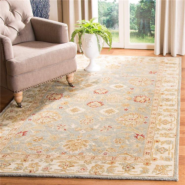 Traditional Rug - Antiquity Wool Pile -Grey/Multi