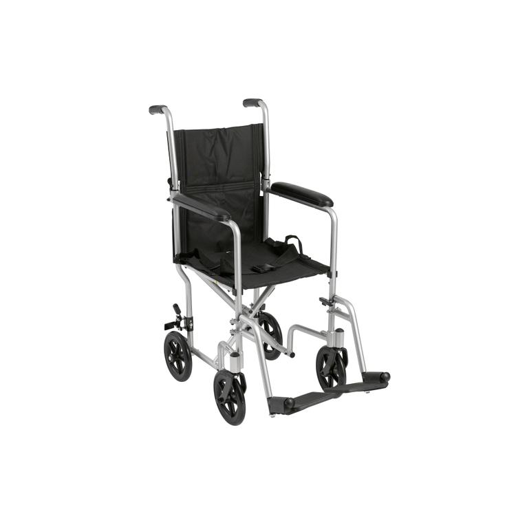 Lightweight Transport Wheelchair, 19
