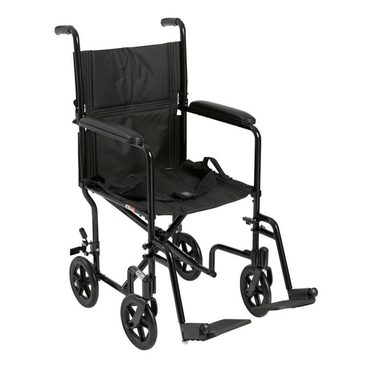 Lightweight Transport Wheelchair, 19