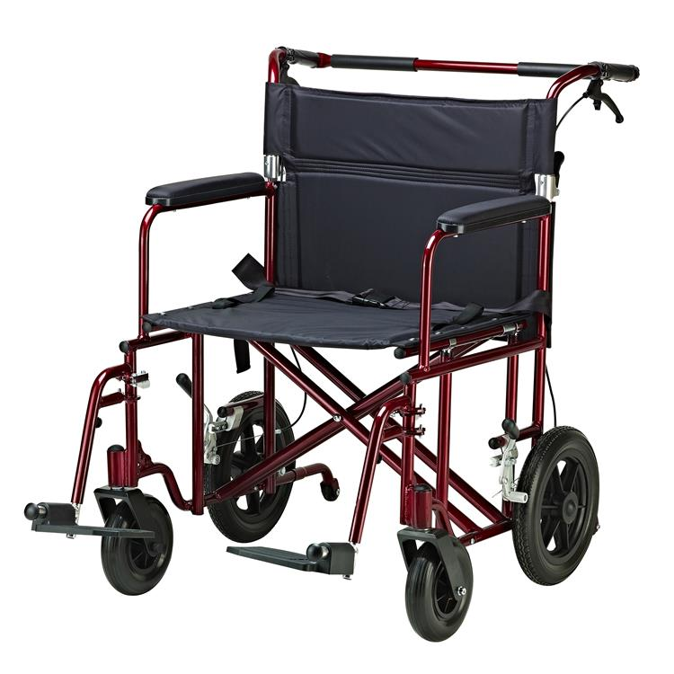 Drive Medical Travelite Transport Chair [Item # ATC22-R]
