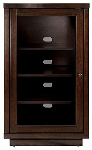 Bell'O Audio Video Component Cabinet