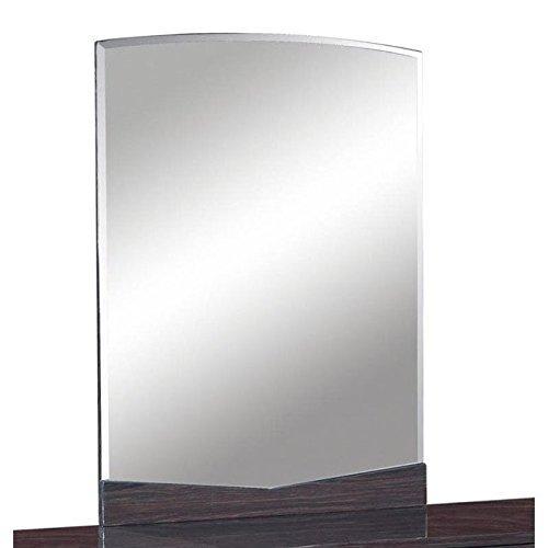 Global Furniture Mirror, Wenge, Mdf, Wood Veneer