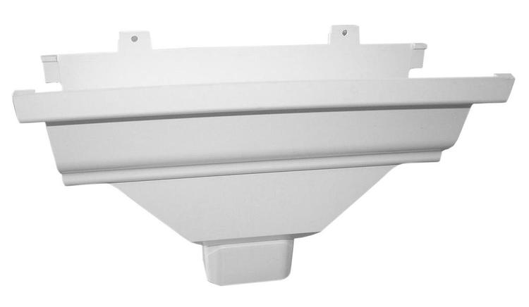 Aw104 Drop Outlet 2X3 Wht