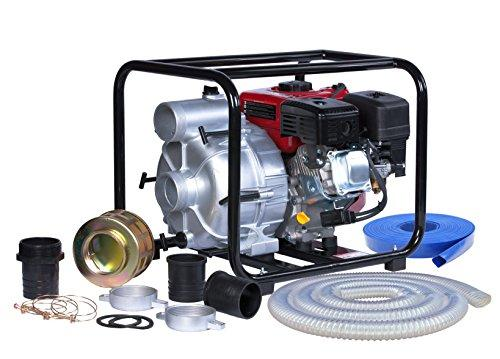 A-Ipower 3 Inch Gasoline Powered Trash Water Pump