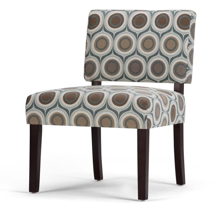 Simpli Home Virginia Accent Chair