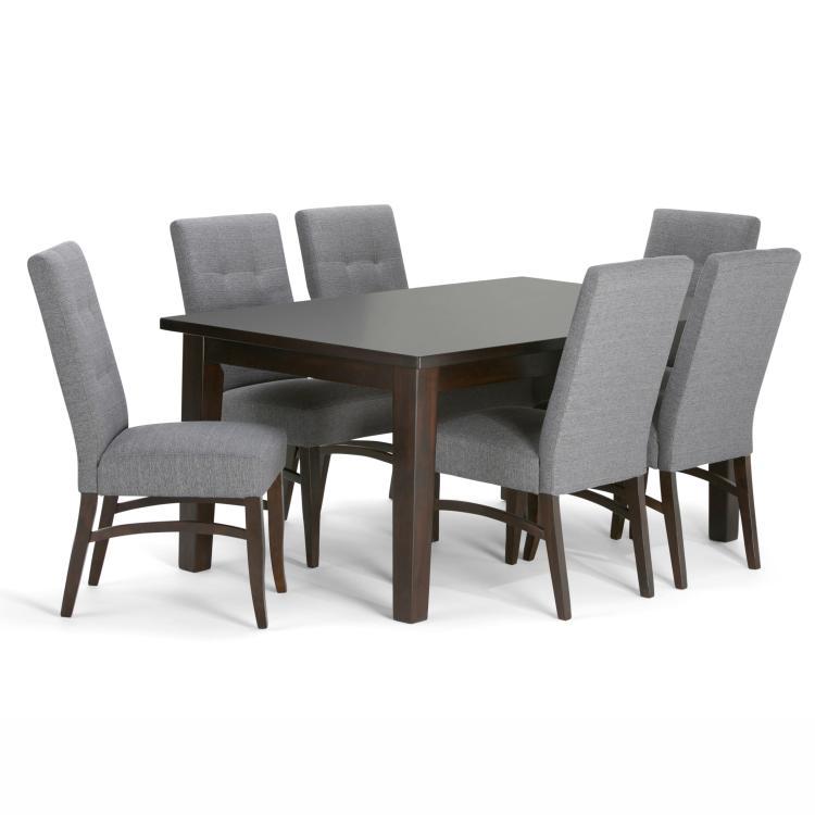 Simpli Home Ezra Dining Set