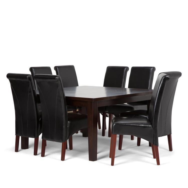 Simpli Home Avalon Dining Set
