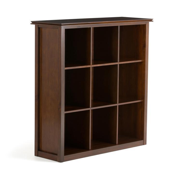 Simpli Home Artisan 9 Cube Bookcase & Storage Unit