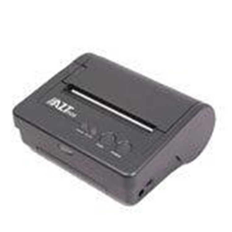 Mobile receipt printer- 4