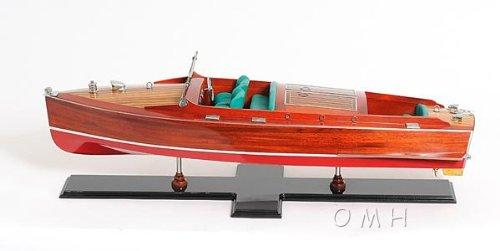 Old Modern Handicrafts Chris Craft Runabout Painted