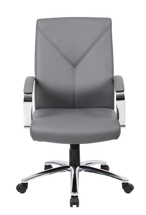 Boss Office LeatherPlus Executive Chair