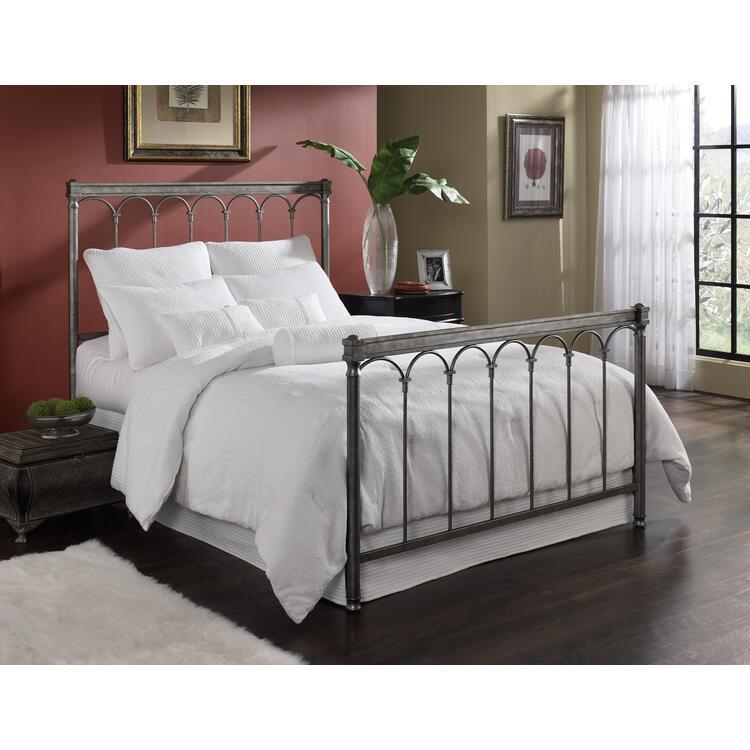 Romano Gleam Bed