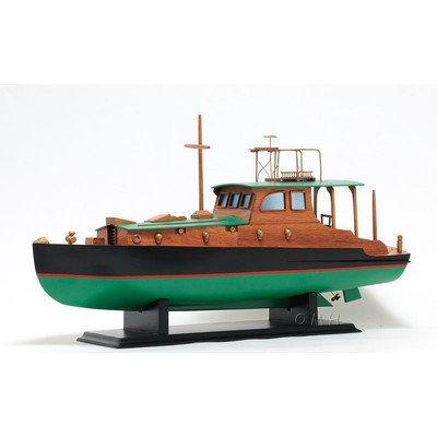 Old Modern Handicrafts Hemingway Pilar Boat Collectible