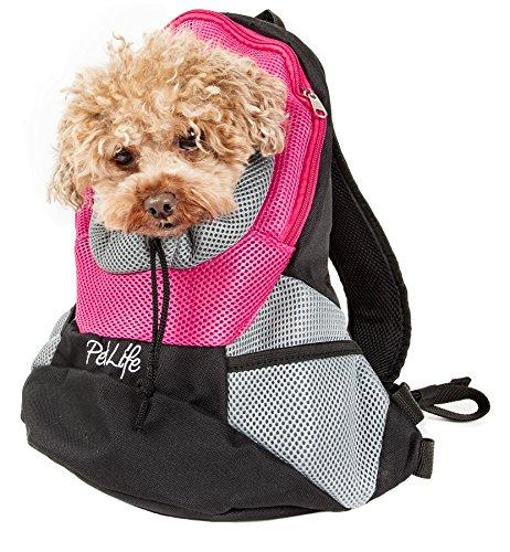 On-The-Go Supreme Travel Bark-Pack Backpack Pet Carrier