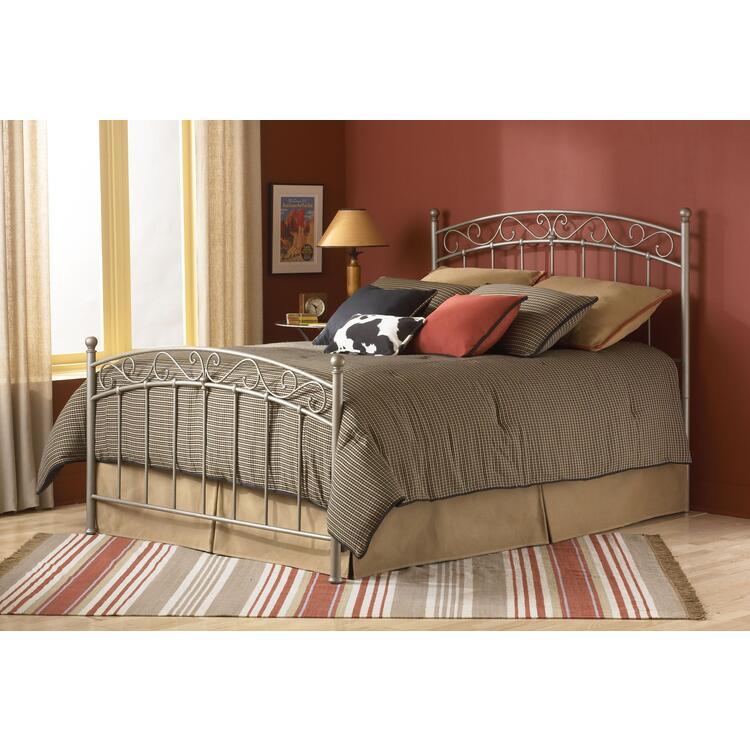 Ellsworth New Brown King Bed
