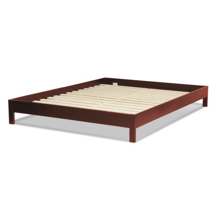 Murray Platform Bed with Wooden Box Frame