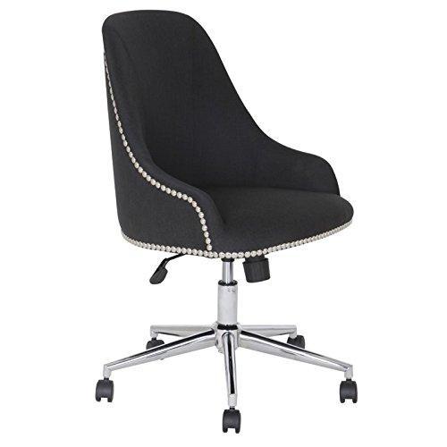 Boss Office Carnegie Desk Chair - Black