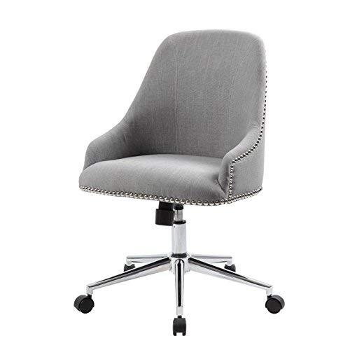 Boss Office Carnegie Desk Chair - Grey
