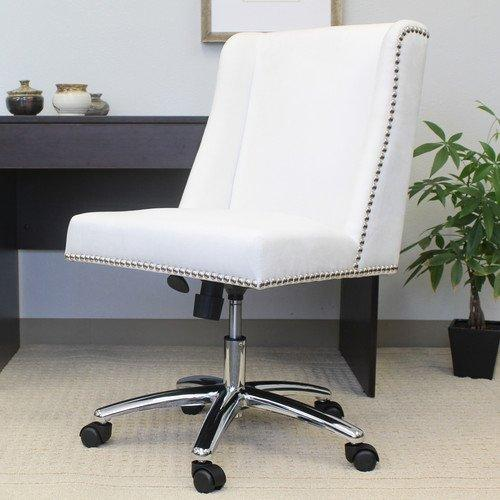 Boss Office Decorative Task Chair - White