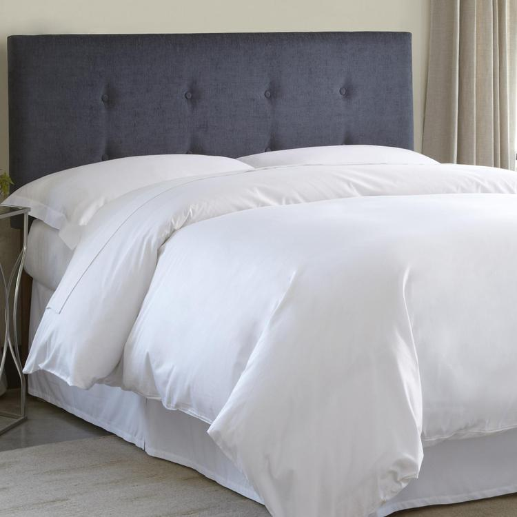 Fashion Bed Group Baden Upholstered Adjustable Headboard Panel with Button Tufting