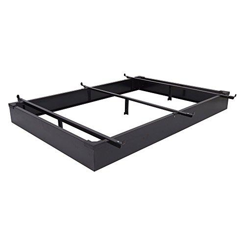 Mantua Black Bed Base, King