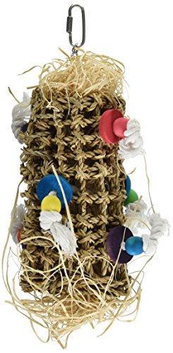 Small Natural Weave Kabob