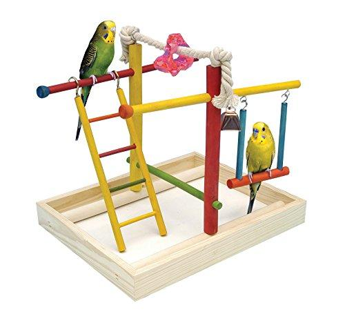 Wood Bird Play Pen-Med [Item # BA146A]