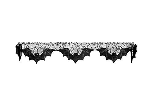 Bats! 20X80 Mantle Scarf [Item # BA-2080MSB]