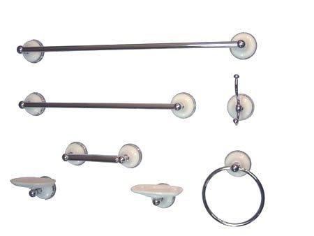 Kingston Brass Victorian 7 Piece Bathroom Accessory Set