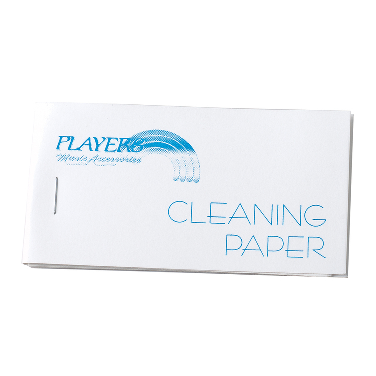 Flt/clar Cleaning Paper