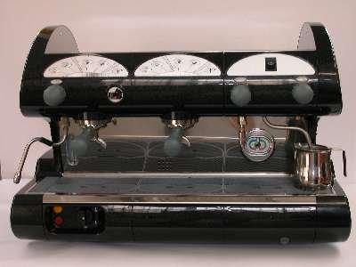 La Pavoni Commercial Volumetric Espresso Machine