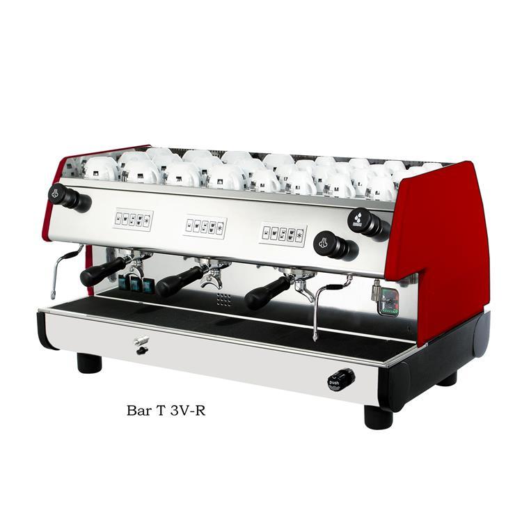 La Pavoni Commercial 3T Group Volumetric Espresso Machine