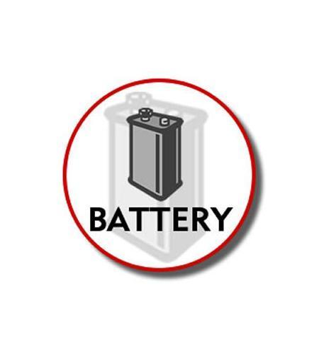 Battery For Kx-Tca285 And Kx-Tca385