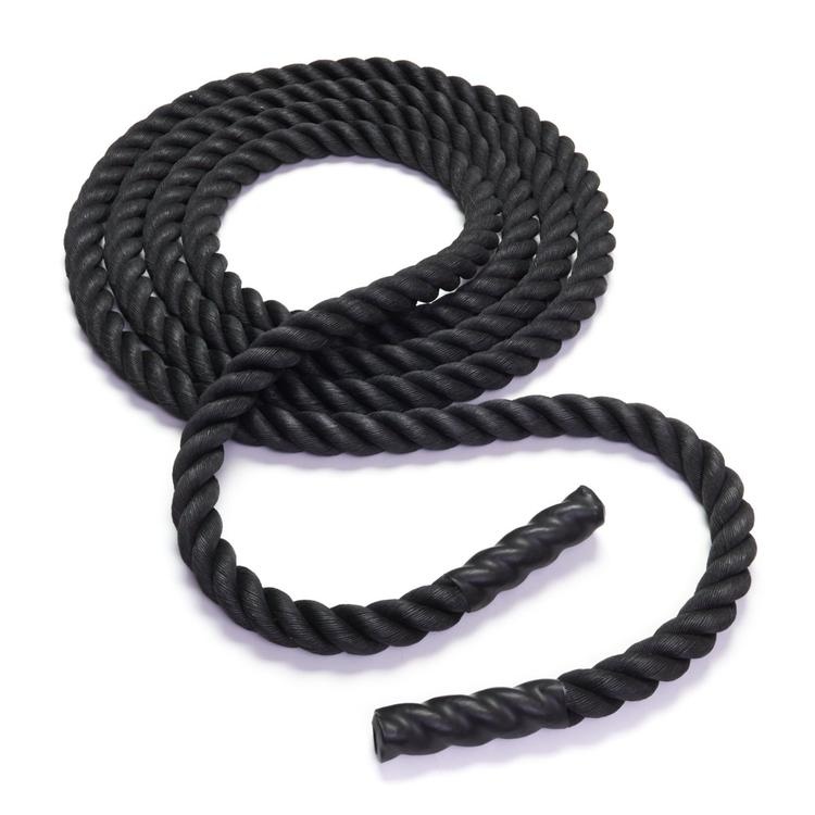 Black Mountain Products Exercise Agility Battle Rope - 30 ft