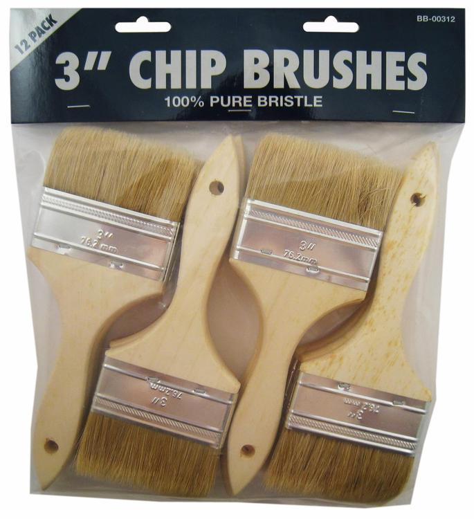 Bb00312 Chip Brush Set 3