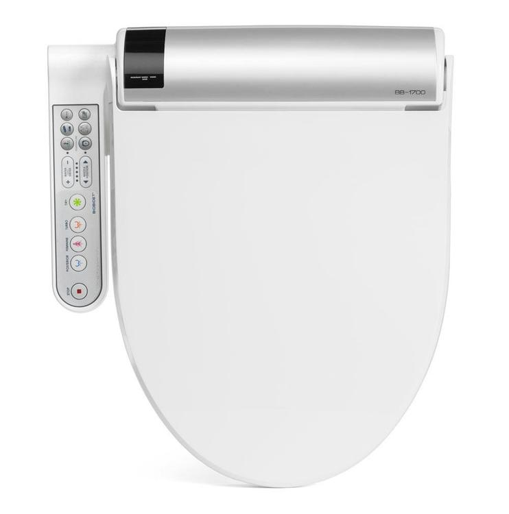 Bliss Advnaced Bidet Toilet Seat With Side Panel
