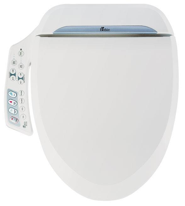 Ultimate Bidet Toilet Seat, Elongated