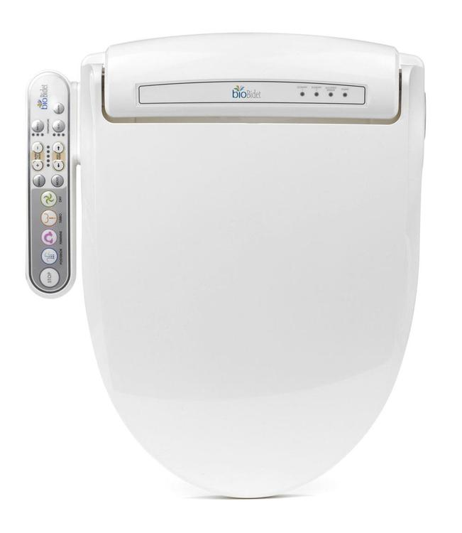 Presitige Bidet Toilet Seat, Elongated