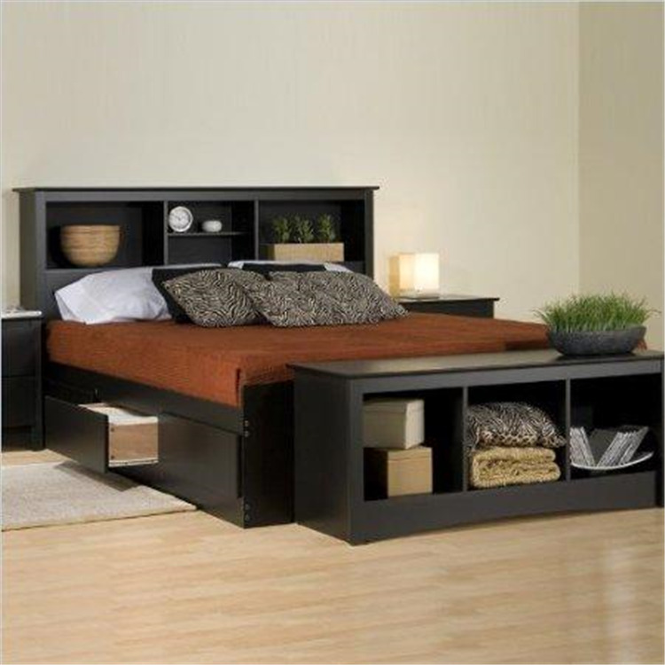 Prepac King Mate?s Platform Storage Bed with 6 Drawers