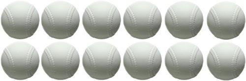 Lightweight Pitching Machine Baseball - Pack of 12