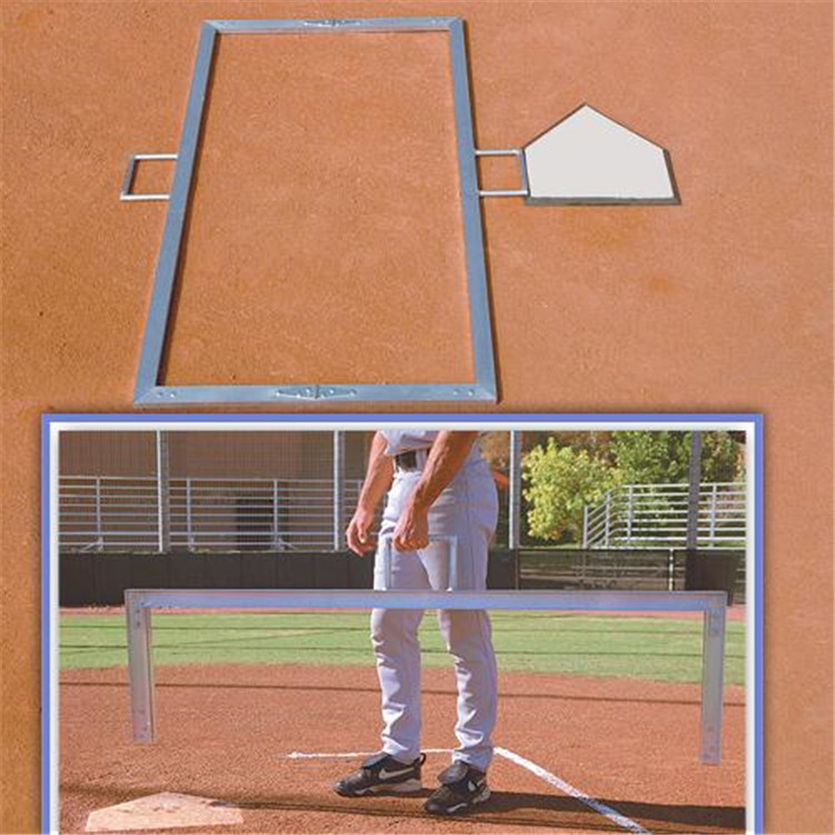 BSN Sports Foldable Batter's Box Template [Item # BBTMPL37]