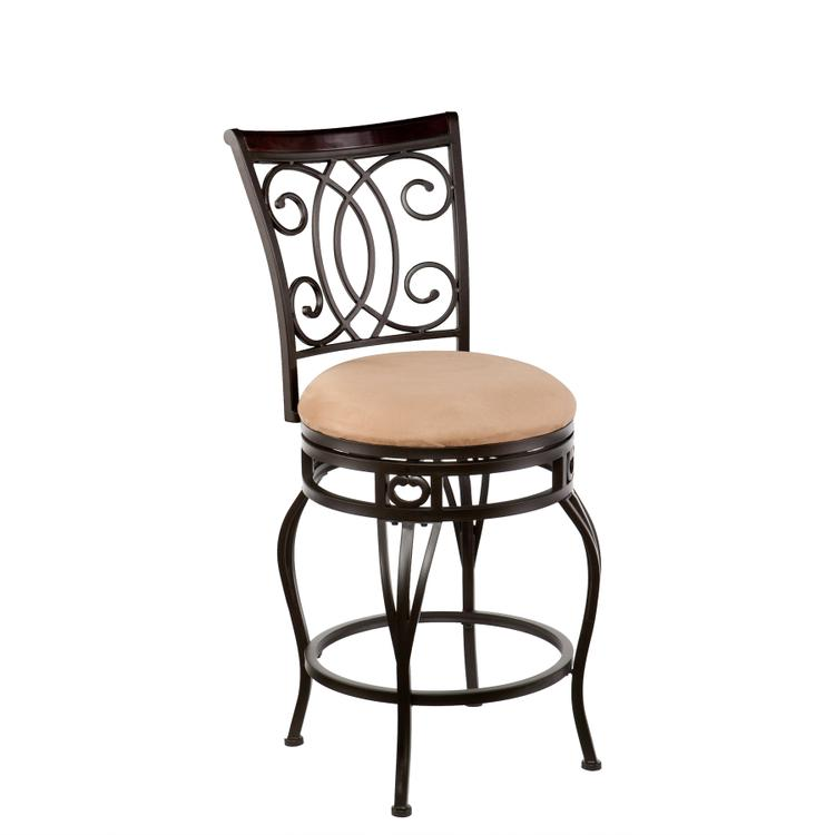 Maguire Swivel Counter Stool