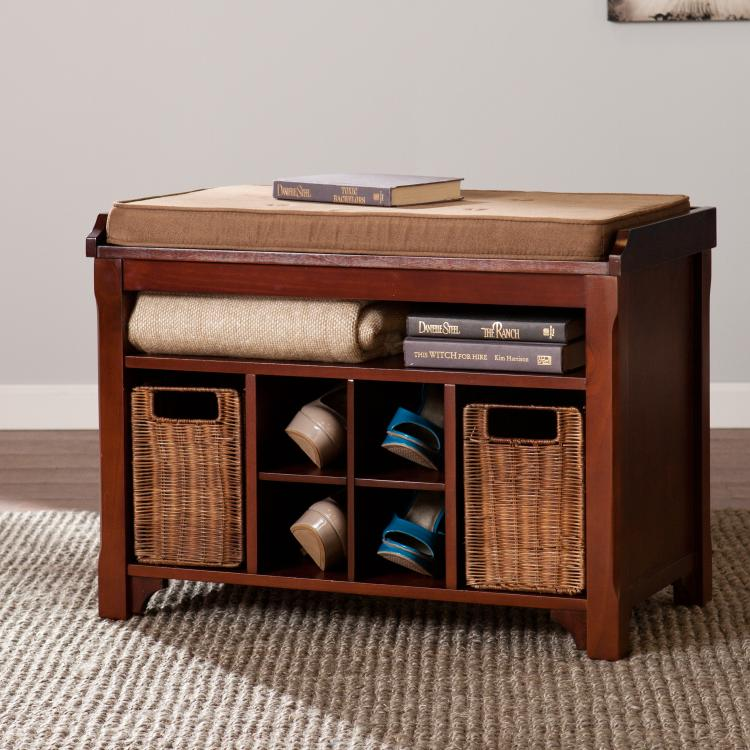 Flynn Storage Bench