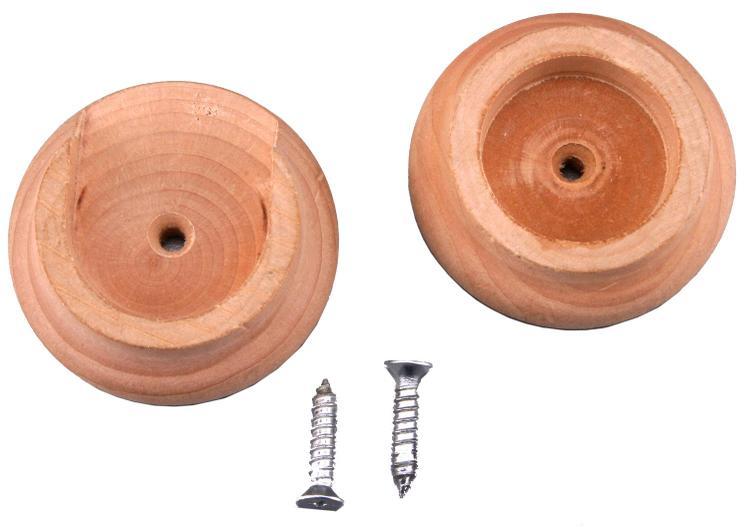 Bc-0038-Hd Pole Socket Wood
